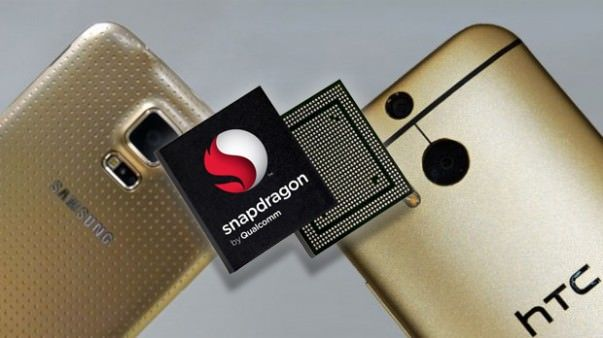 Samsung и HTC с процессорами Snapdragon