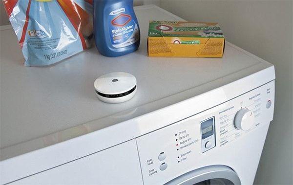 Spotter на стиральной машинке
