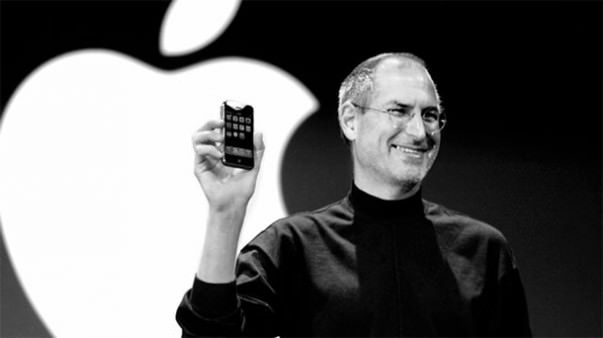 Стив Джобс презентация iPhone 4s