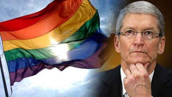 Тим Кук выступал за отмену дискриминации геев