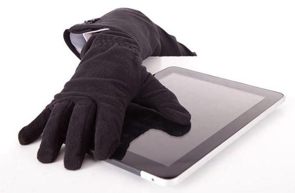Украденный iPad