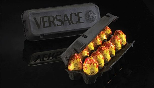 Яйца Versace