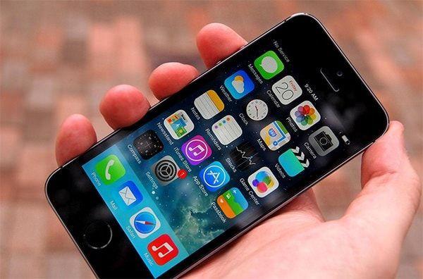 Зависший iPhone