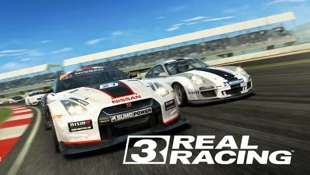 Очередное обновление Real Racing 3