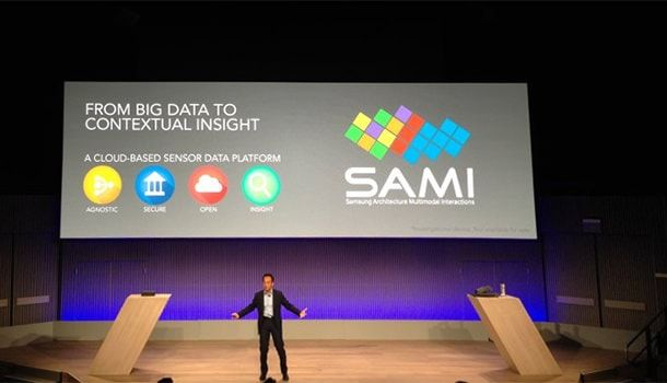 Samsung презентация SAMI