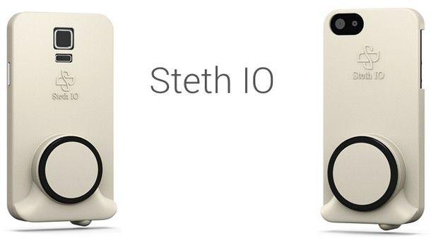 Steth IO – стетоскоп на базе iPhone