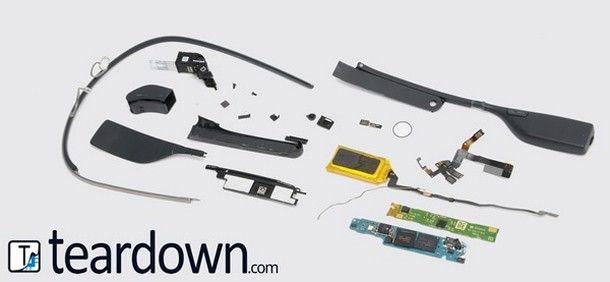 Себестоимость Google Glass