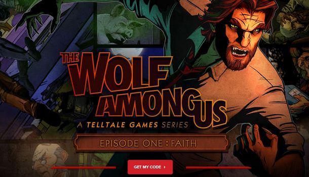 Cкачать бесплатно Wolf Among Us