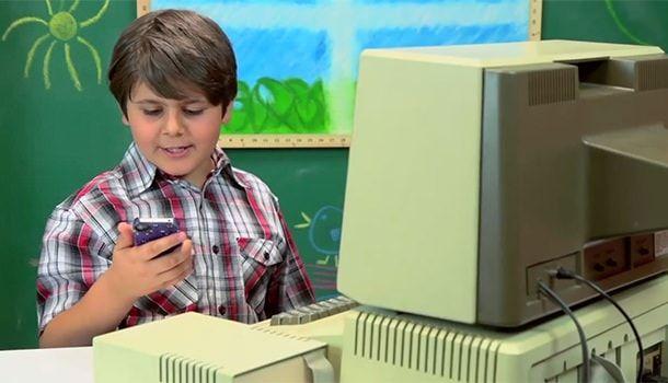 Дети покоряют Apple II