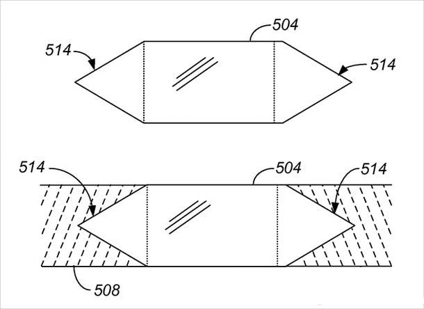 Apple запатентовала