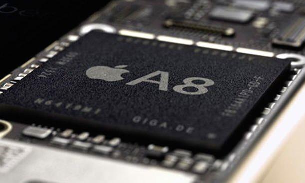 A8 процессор Apple
