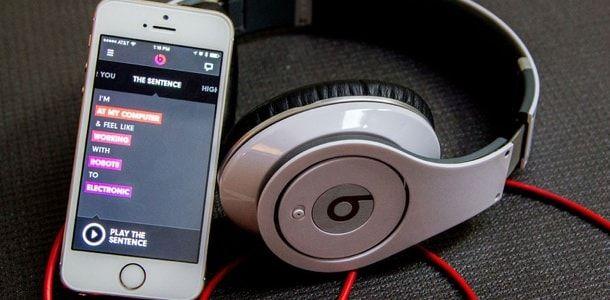 Beats Music на iPhone