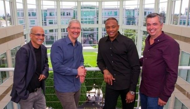Apple официально