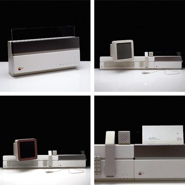 принтер Apple в 1980 году
