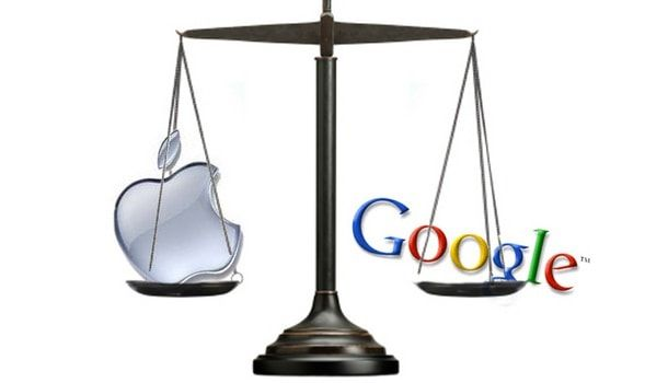Apple в патентной войне