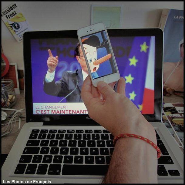 Дополненная реальность Франсуа Дурлена