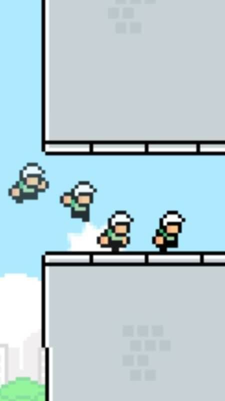 новая игра от создателя flappy bird