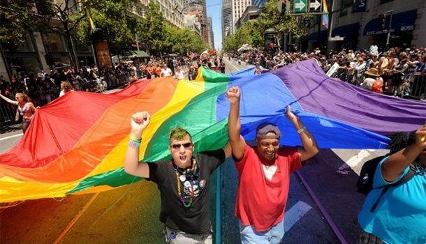 Apple поддержит гей-парад в Сан Франциско