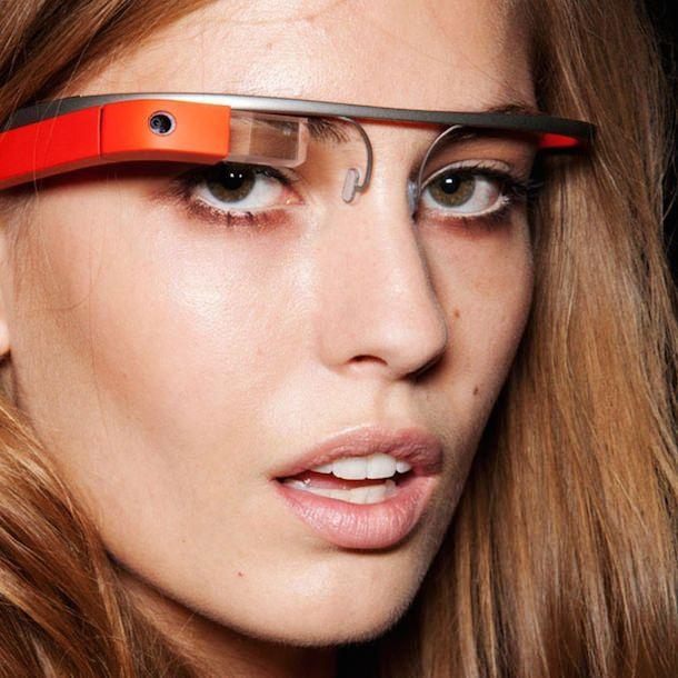 google glass модель