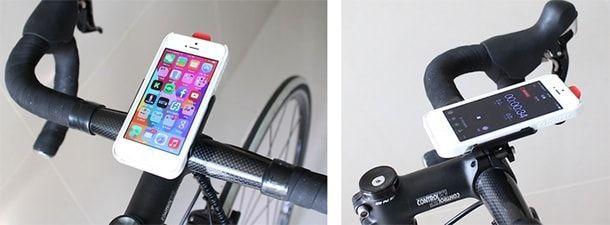 Крепление Grip+ для велосипеда