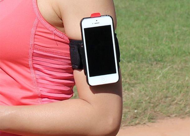 Grip+ для пробежек и путешествий