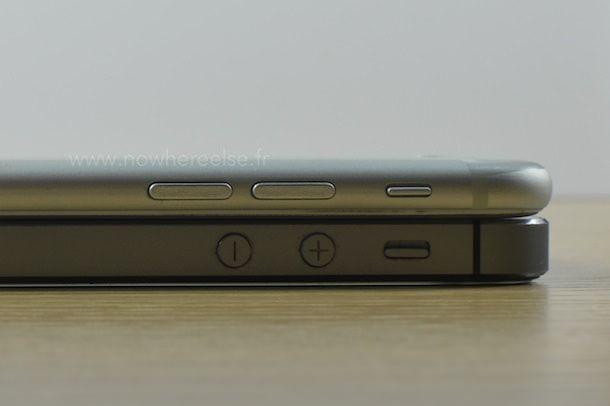 сравнение iPhone 6 и iPhone 5s