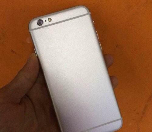 Прототип iPhone 6