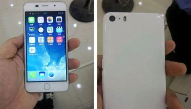 iPhone 6 под управлением iOS 7