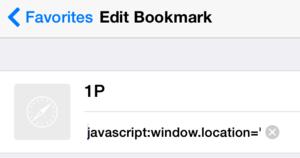 Safari в iOS 8
