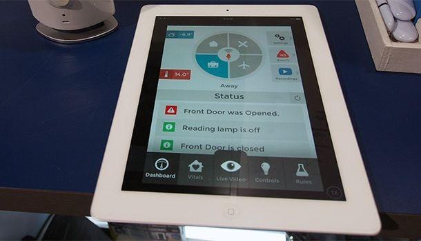 Контроль Умным домом на iOS