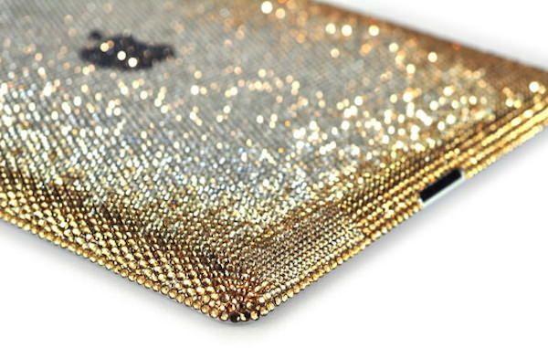 Самые дорогие iPad blooming gold edition