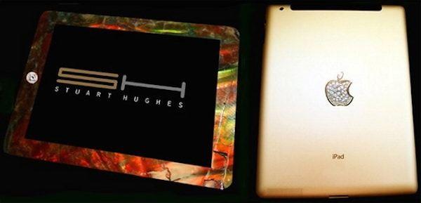 Самые дорогие iPad iPad 2 gold history edition