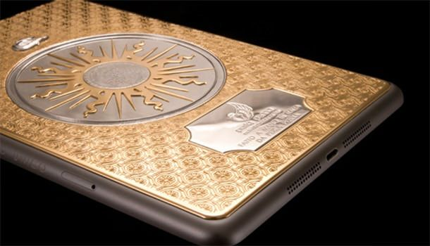 iPad Cavier San-Marco