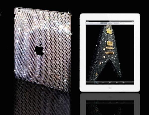 Самые дорогие iPad crystaroc