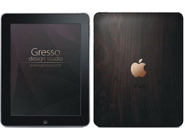 Самые дорогие iPad gresso