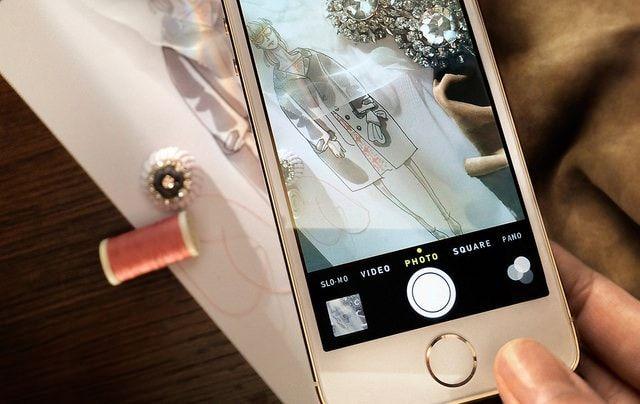 iphone 5s мода