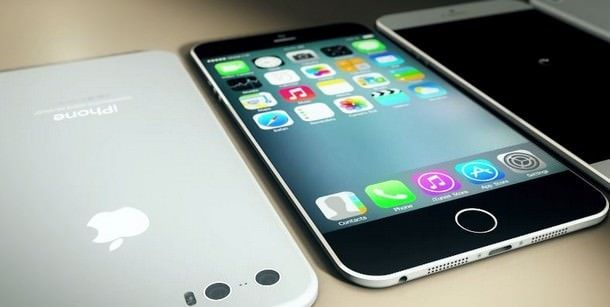 iPhone 6 «Голиаф»