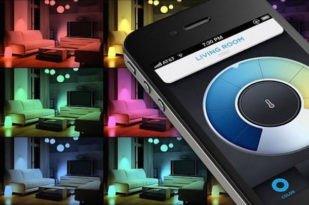iPhone умный дом