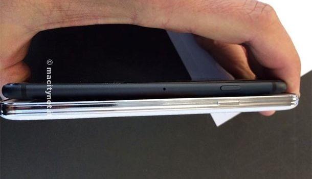 сравнение iPhone 6 и Galaxy S5