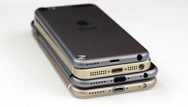 iphone 6 iphone 5s iPod touch 5 gen