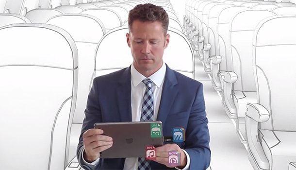 iStick в iPad