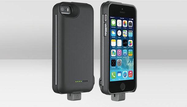 Logitech Case+ с батареей