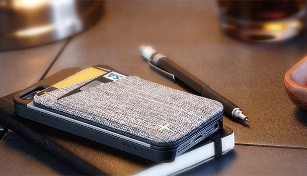 Logitech Case+ wallet