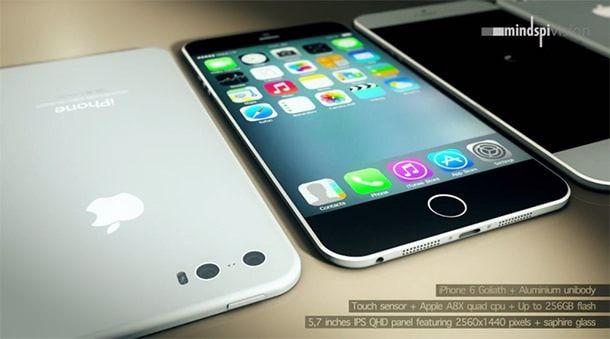 Mindspi Vision iPhone 6