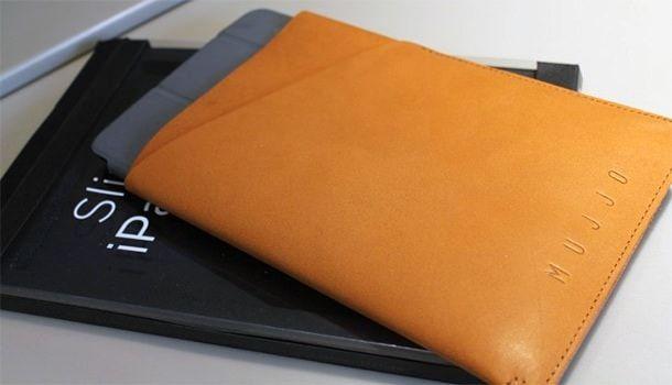 чехлы Mujjo серия understated для iPad
