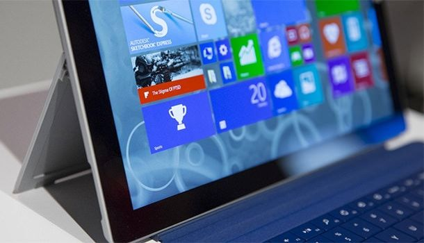 Экран Surface Pro 3
