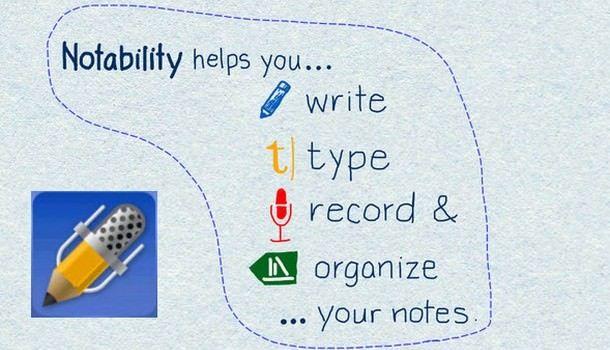 Скачать бесплатно Notability