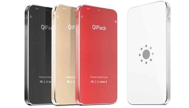 QiPack дизайн