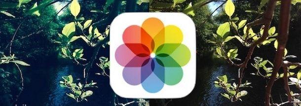 Как убрать цветовые фильтры