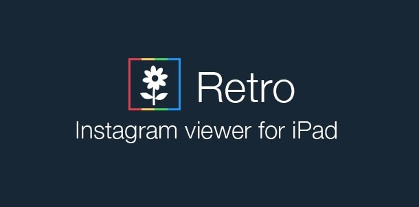 retro for instagram для iPad